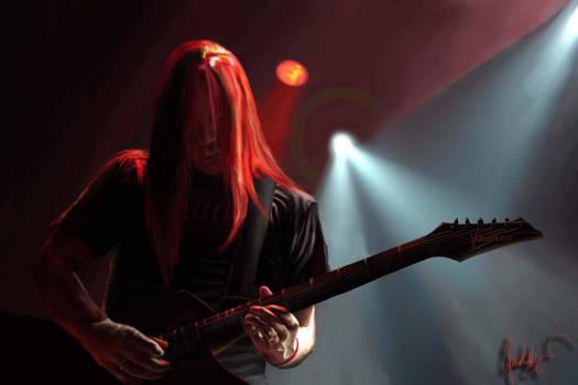 guitarist..