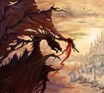 Conquest. Dragon-ship