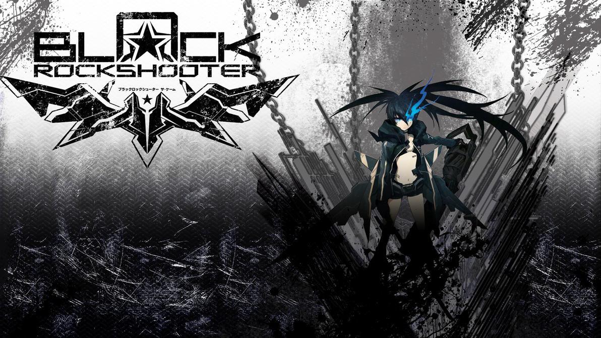 Black Rock Shooter abs steal by kirigawakazuto