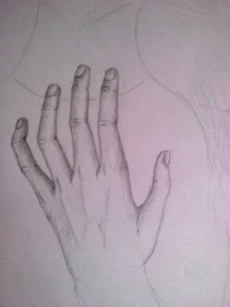 100 things to draw hand edition 2 love by lichotka on for How to draw something cool on your hand
