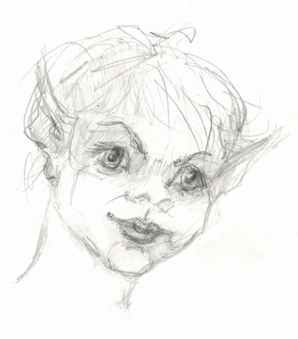 Tintikky (The Forest Girl) by Gertrudja