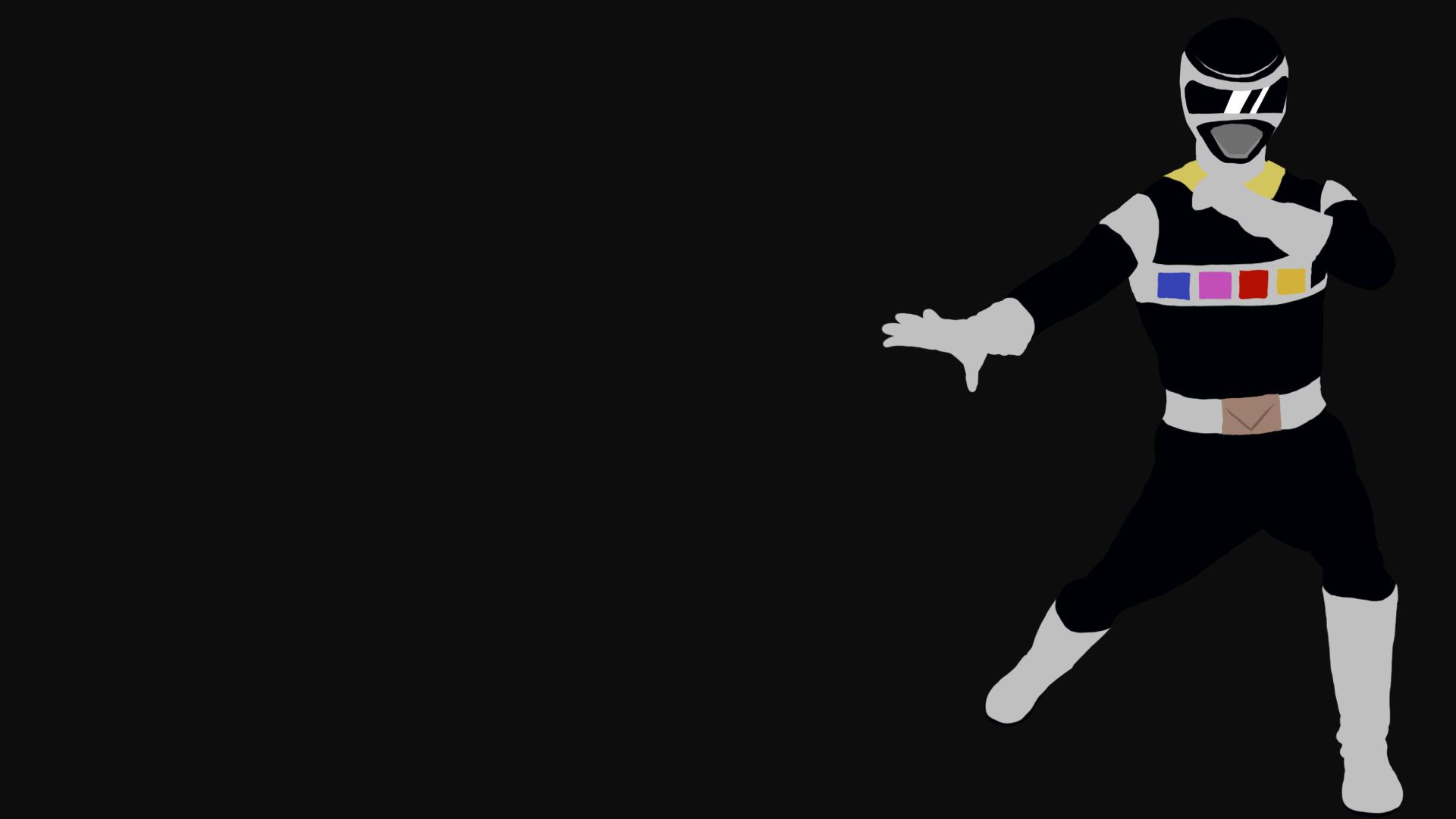 Black Ranger Power Rangers In Space By Travp333 On Deviantart