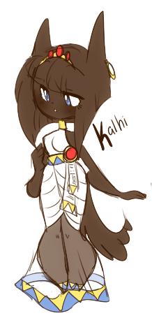 Kalhi by Ruhianna