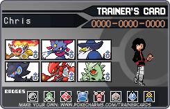 My Pokemon Trainer Card by Bad-Boy75