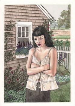 Cottage anguish