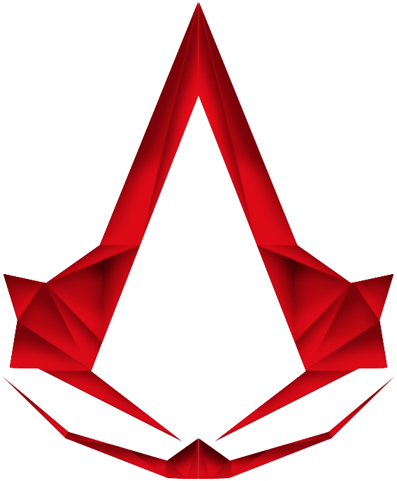 Assassin's Creed logo by F816 on DeviantArt: f816.deviantart.com/art/Assassin-s-Creed-logo-288969317