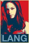 Lana Lang Poster