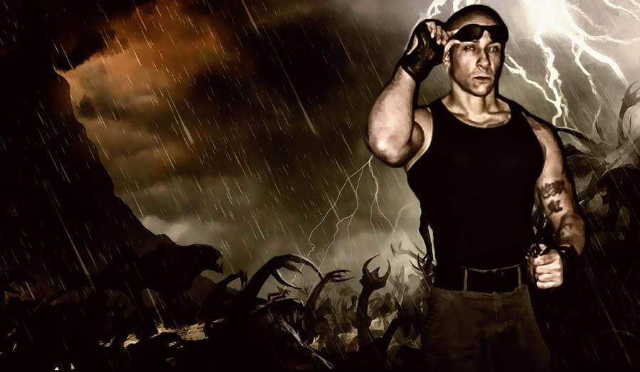 Riddick Furia
