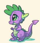 Spike doodle