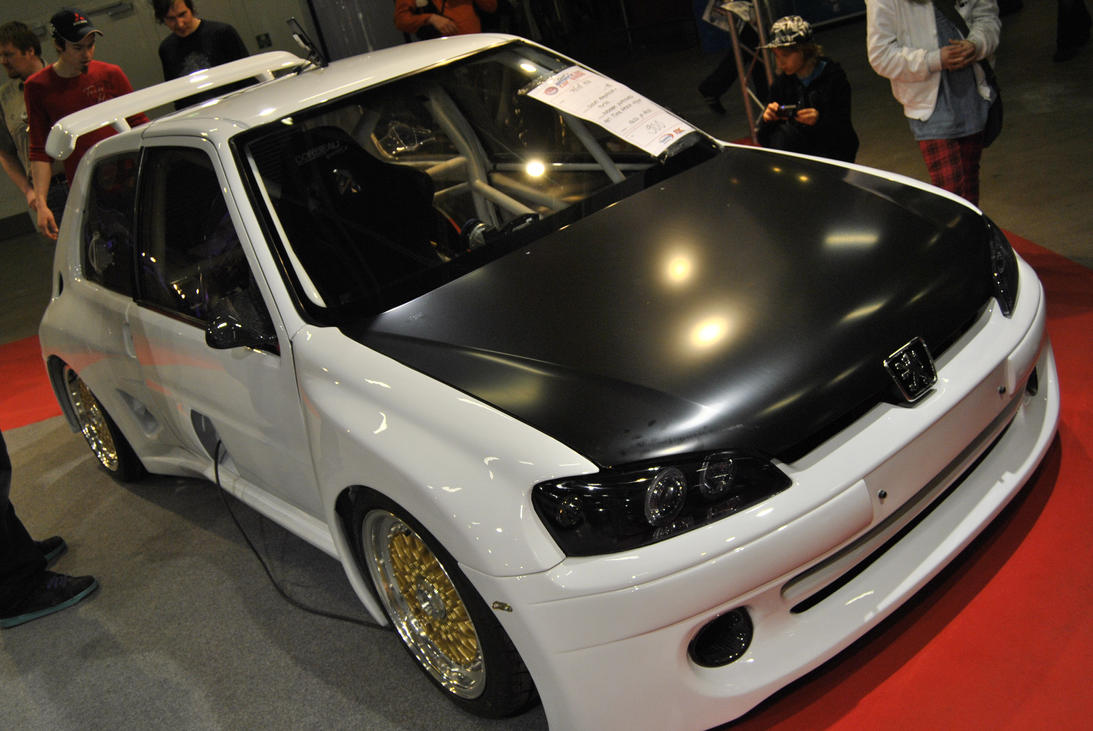 Peugeot 106 by HeisQ