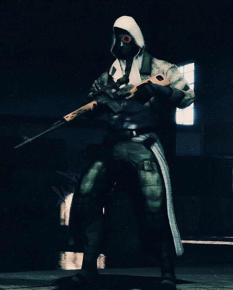 Sniper 2029 by HeisQ
