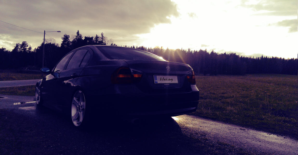BMW e90 by HeisQ