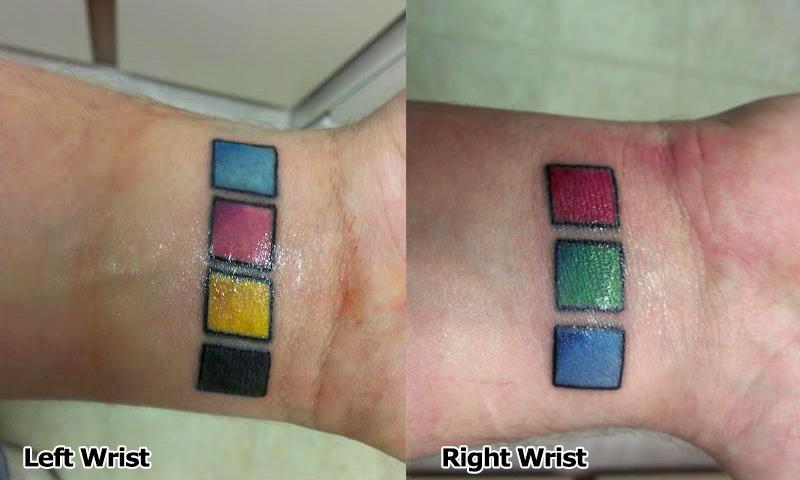 Fonda LaShay — Tattoo Lust: Graphic Design Tattoos