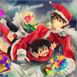 Santa KID by scarlet-xx