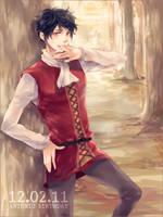 Happy Birthday Antonio by scarlet-xx