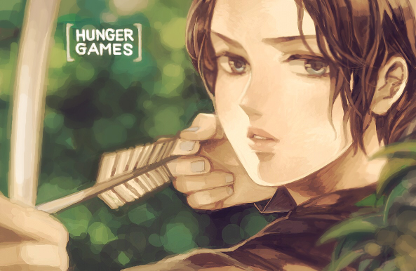 The Hunger Games by scarlet-xx