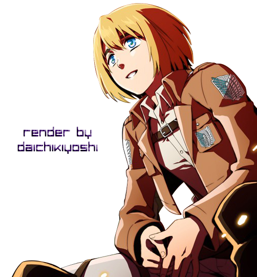 Renders L'attaque des Titans Armin_arlelt___shingeki_no_kyojin_render_by_daichikiyoshi-d67ib6q