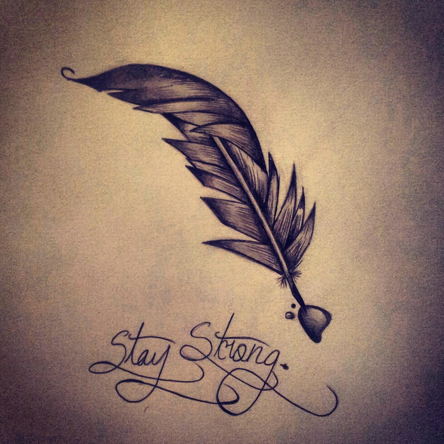 Stay Strong By C Gray On Deviantart