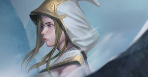 Ashe by sinceillust