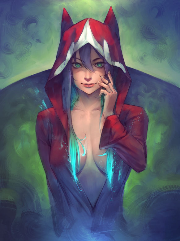 Hood_2 by sinceillust
