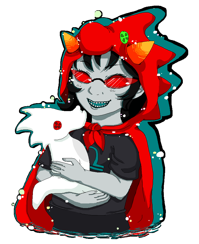 Homestuck: Terezi by ChibiSo