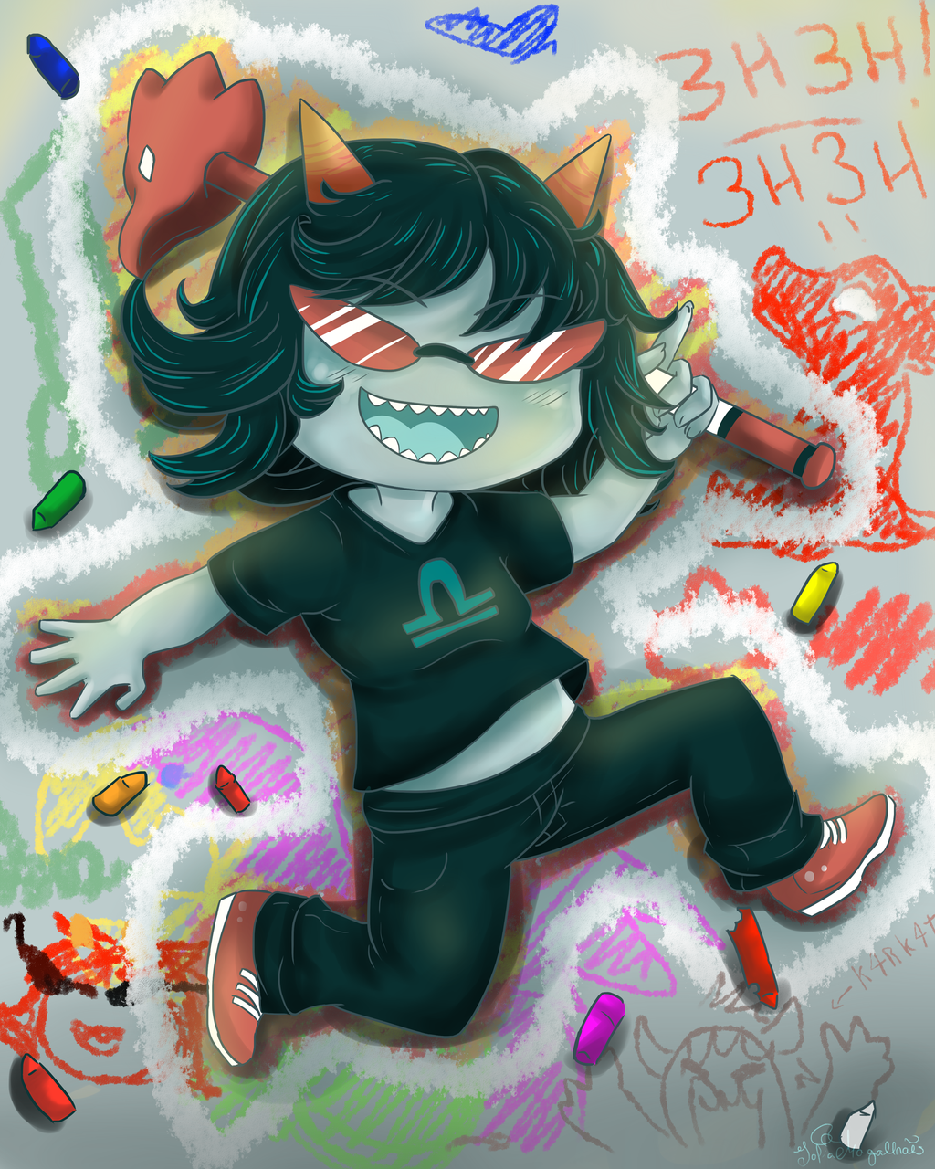 solar system homestuck trolls - photo #43