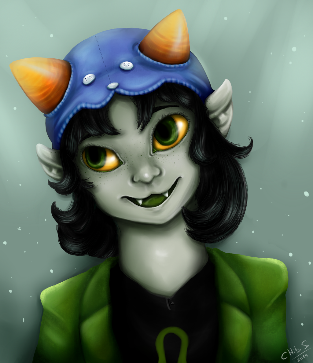 Homestuck: Nepeta by ChibiSo