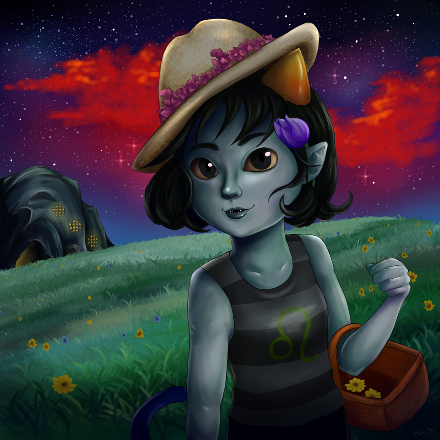Homestuck: Night by ChibiSo