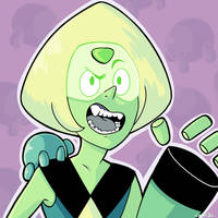 CP: Peridot by ChibiSo