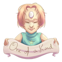 Not Just A Pearl by ChibiSo