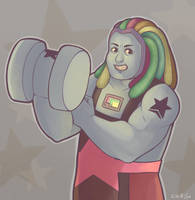 She really means Bismuth by ChibiSo