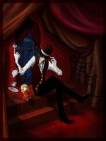 The Mad Hatter v.2 by Naimane