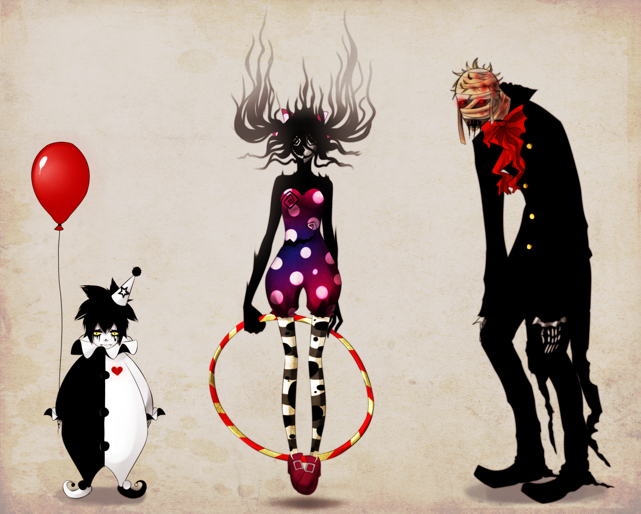 circus team by Naimane on DeviantArt