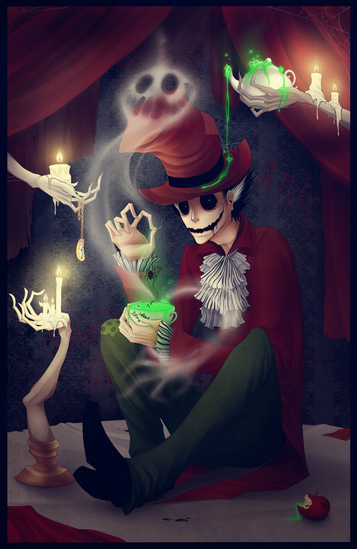 Hatter again by Naimane