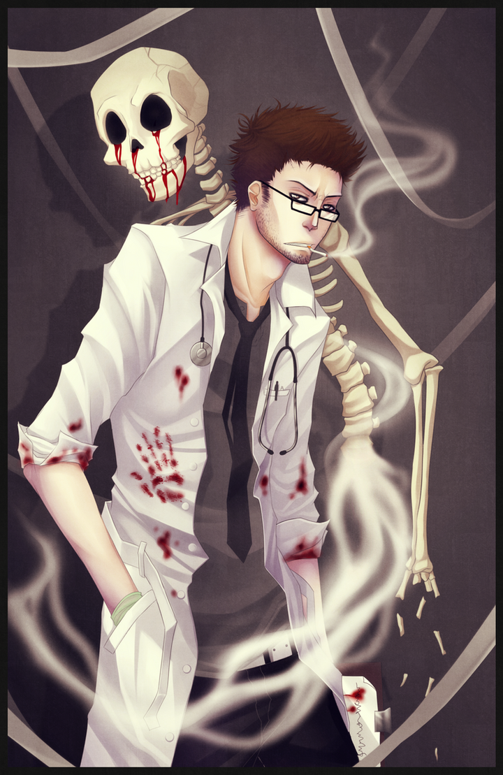 Mr. Doctor by Naimane