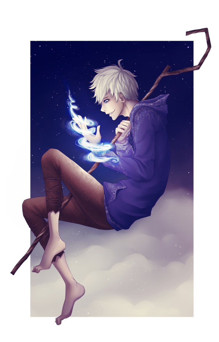 Jack Frost by Naimane