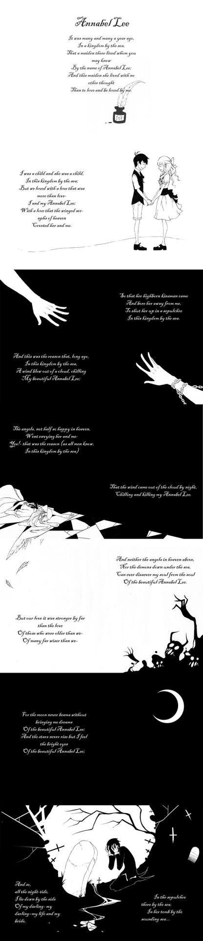 Annabel Lee by Naimane