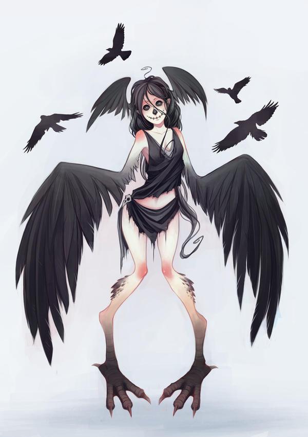 Harpy by Naimane