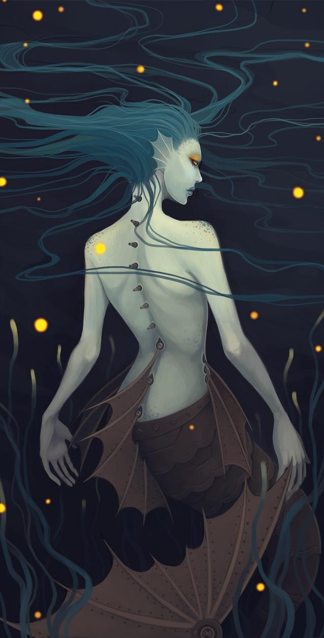 Mermaid by Naimane