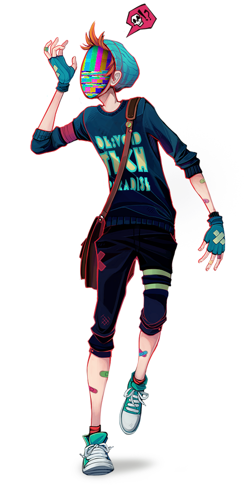 Character by Naimane