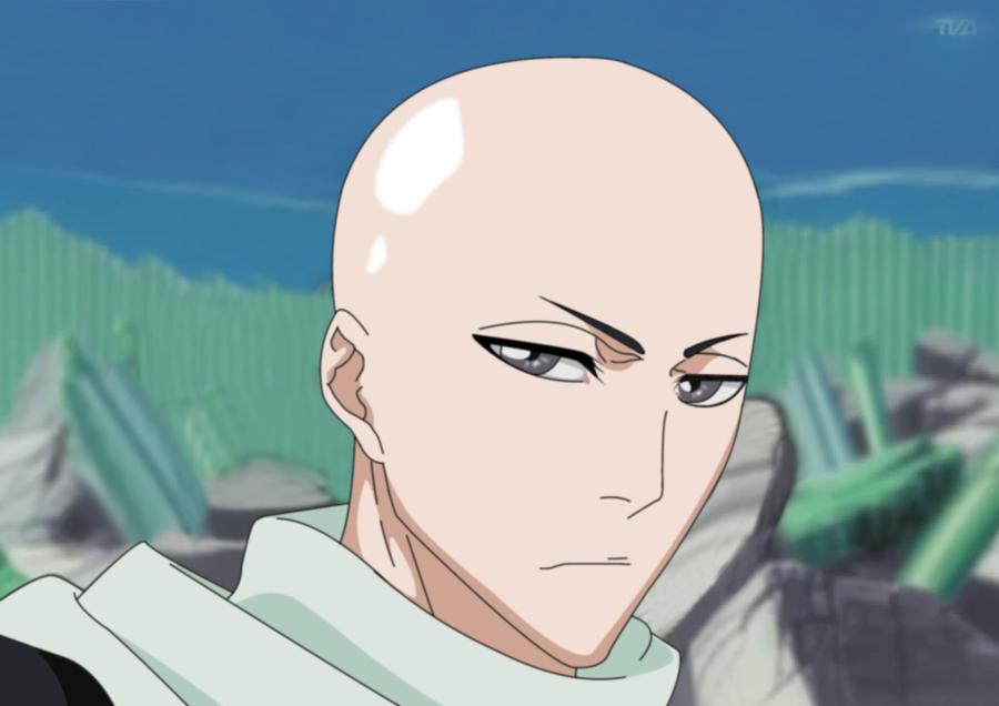 Badass Battler  Bald_byakuya_by_amagai_kun-d59vb21