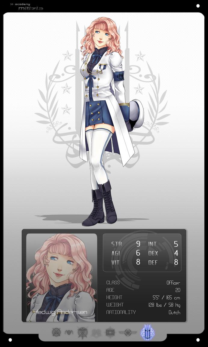 Milizia: Hedwig Andersen by Dhirento