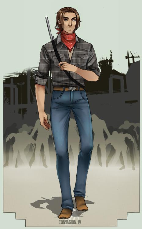 ConatgionIV: Thomas Fuhrmann by Dhirento