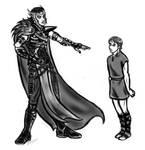 Loki and Baldur