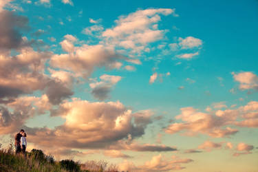 Summer skies by chrisbstacey