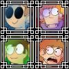 F2u Eddsworld Icons! by daddybites