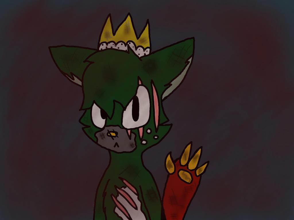 Qwen the King by EnglishFox12