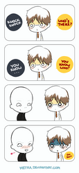 HP: The Knock Knock Joke by MeTaa