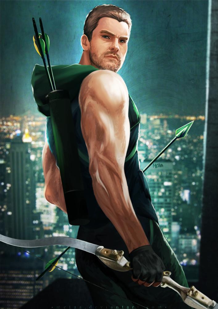 Arrow by MeTaa
