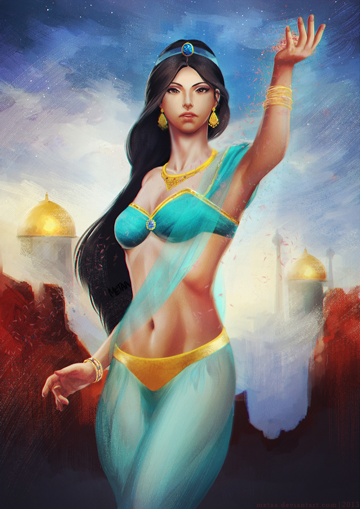 Jasmine by MeTaa